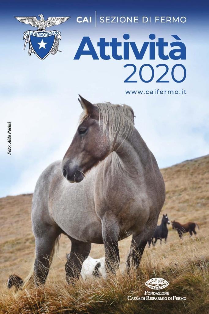 Escursionismo 2020